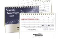 Kalender Meja Horizontal