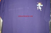 T Shirt Biru - putih_resize